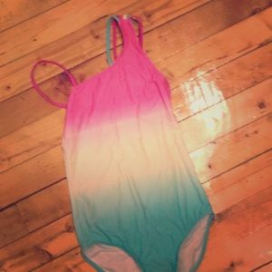 Other - Multicolored Swim Suit